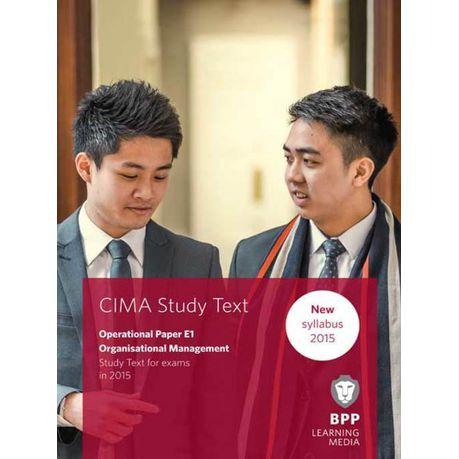 Cima E1 Ebook