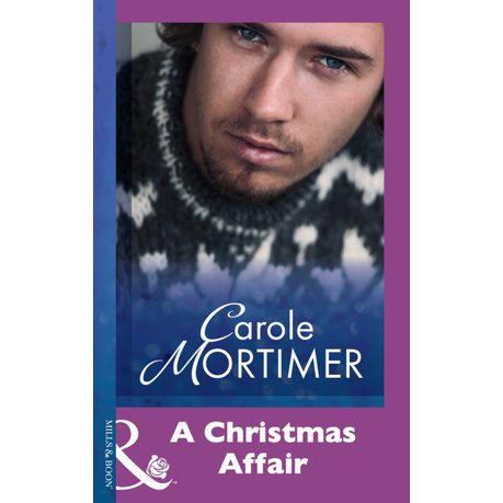 A Christmas Affair (Mills & Boon Modern) (eBook)
