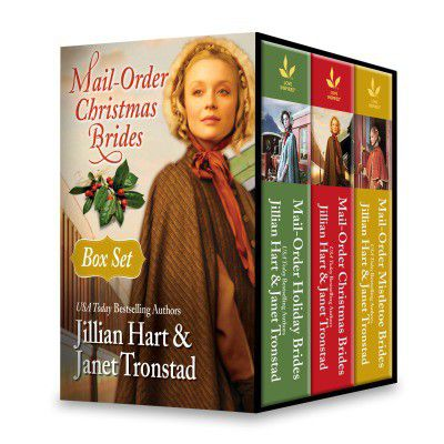 Mail-order Christmas Brides Boxed Set (mills & Boon E-book ...