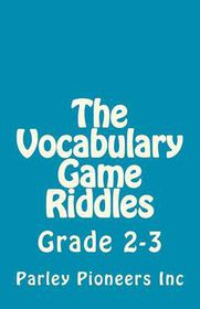 The Vocabulary Game Riddles