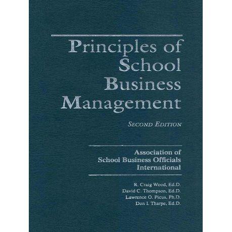Principles of School Business Management (eBook)