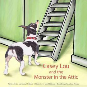 Casey Lou and the Monster in the Attic