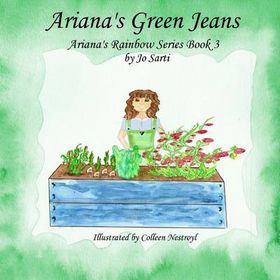 Ariana's Green Jeans