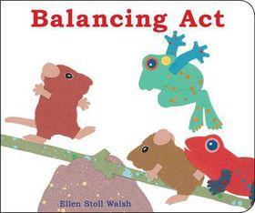 Balancing Act Brd Bk