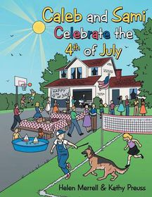 Caleb and Sami Celebrate the 4th of July