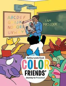 Color Friends' Journey to Preschool