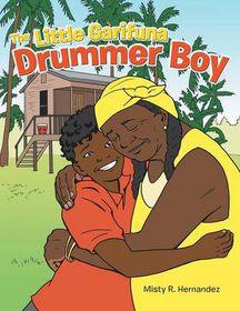 The Little Garifuna Drummer Boy