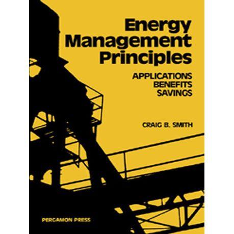 Energy, Management, Principles (eBook)