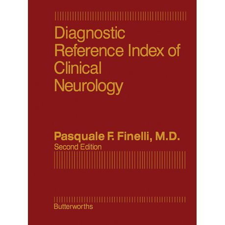 Diagnostic Reference Index of Clinical Neurology (eBook)