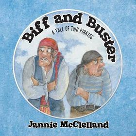 Biff and Buster - A Tale of Two Pirates