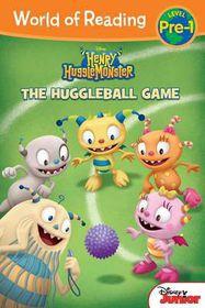 Henry Hugglemonster the Huggleball Game