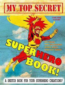 My Top Secret Superhero Book!