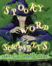 Spooky Word Scrambles