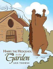 Harry the Hedgehog in the Garden