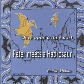 Once Upon a Time Past, Peter Meets a Hadrosaur