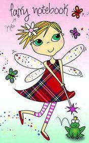 Kids Fairy Notebook