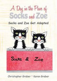 A Day in the Paws of Socks and Zoe