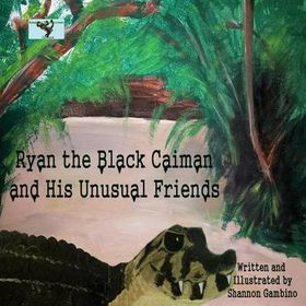 Ryan the Black Caiman and His Unusual Friends