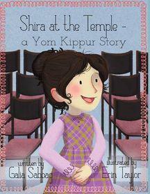 Shira at the Temple
