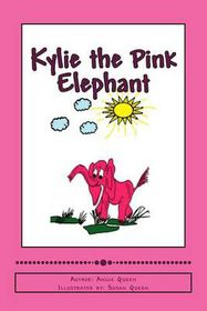 Kylie the Pink Elephant
