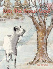 Lulu the Snow Goat