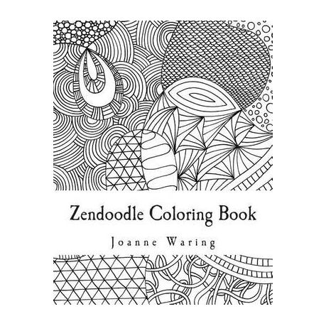 Zendoodle Coloring Book Buy Online In South Africa Takealot Com