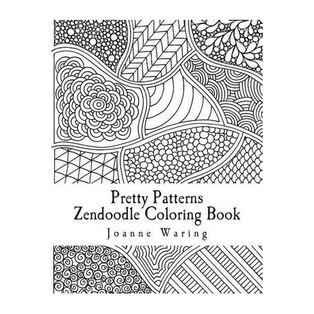 Pretty Patterns Zendoodle Coloring Book Buy Online In South Africa