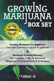 Growing Marijuana Box Set