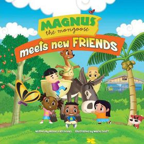 Magnus the Mongoose Meets New Friends