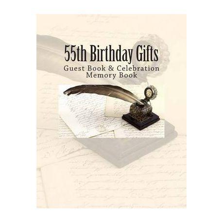 55th Birthday Gifts