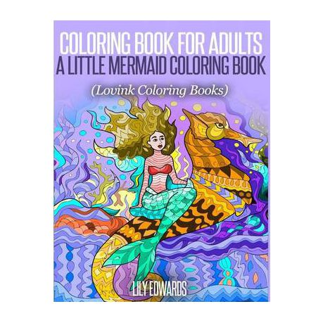A Little Mermaid Coloring Book | Buy Online in South Africa ...