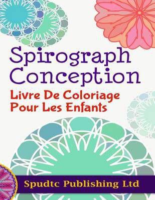 Spirograph Conception Livre De Coloriage Pour Les Enfants Buy