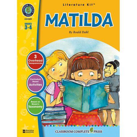 Matilda Roald Dahl Ebook