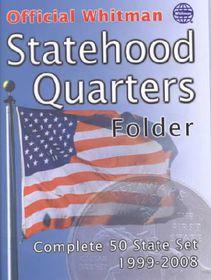 Official Whitman Statehood Quarters Folder