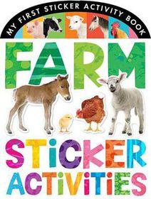 Farm Sticker Activities