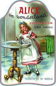 Alice in Wonderland Picture Book
