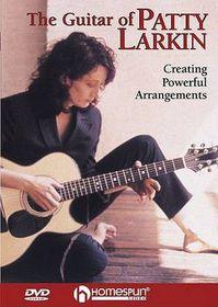 Guitar of Patty Larkin - (Import DVD)