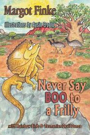 Never Say Boo to a Frilly with Rainbow Birds & Tasmanian Devil Dance