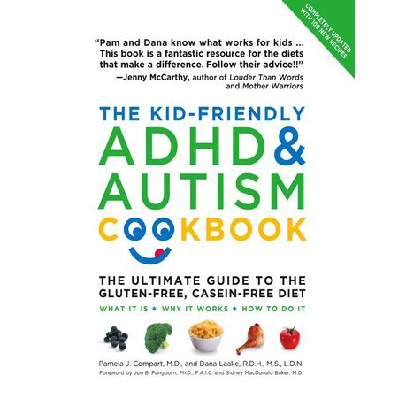 the kid friendly adhd autism cookbook updated and revised ebook