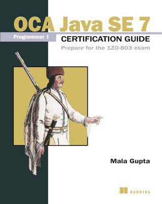 Ocp Java Se 7 Programmer Ii Certification Guide | Buy Online in ...