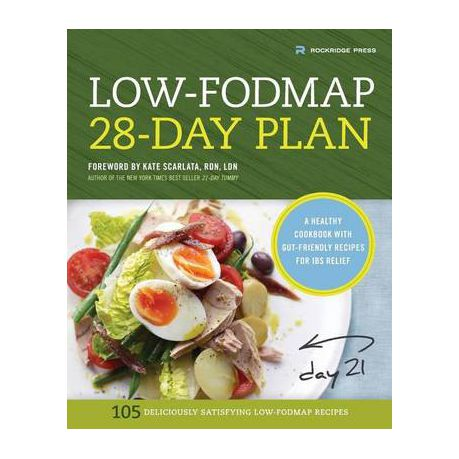 Low Fodmap 28 Day Plan Buy Online In South Africa Takealot Com