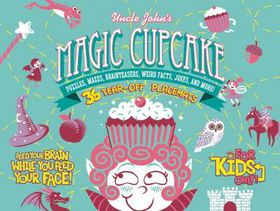 Uncle John's Magic Cupcake: 36 Tear-Off