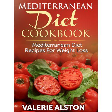Mediterranean Diet Cookbook (eBook)