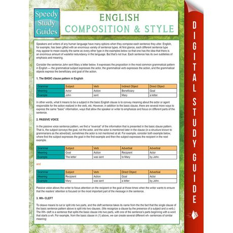 English Grammar And Composition Ebook