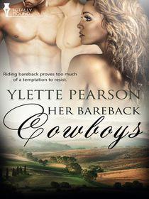 Her Bareback Cowboys (eBook)