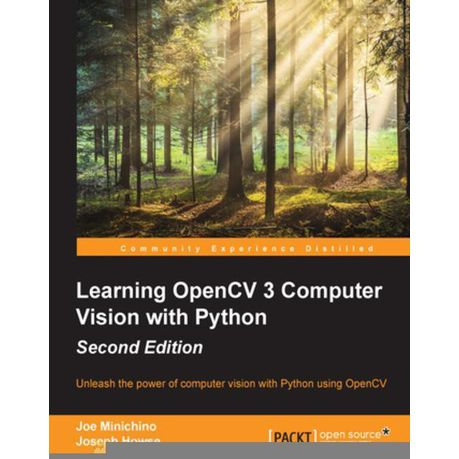 Learning OpenCV 3 Computer Vision with Python - Second Edition (eBook)