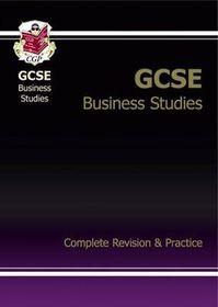 GCSE Business Studies Complete Revision & Practice (A*-G Course)
