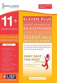 11+ Essentials Short Numerical Reasoning for CEM