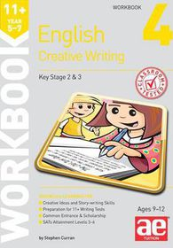 11+ Creative Writing Workbook 4