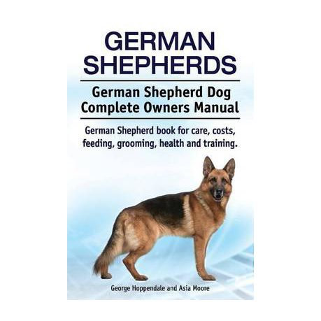 German Shepherd Training Book